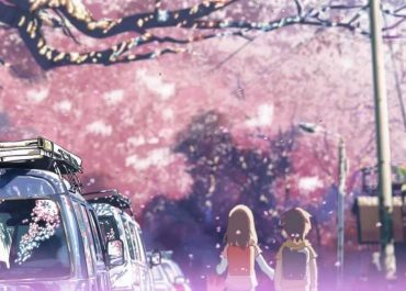 Movie Review 5 Centimeters per Second (2007)