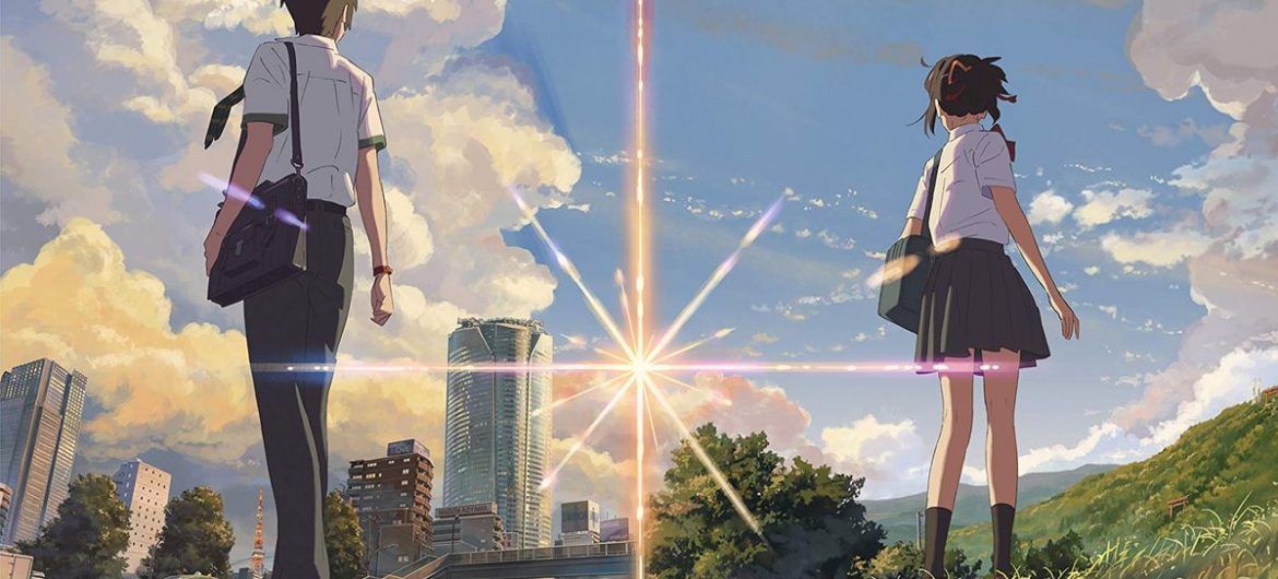Movie Review Your Name (2016)