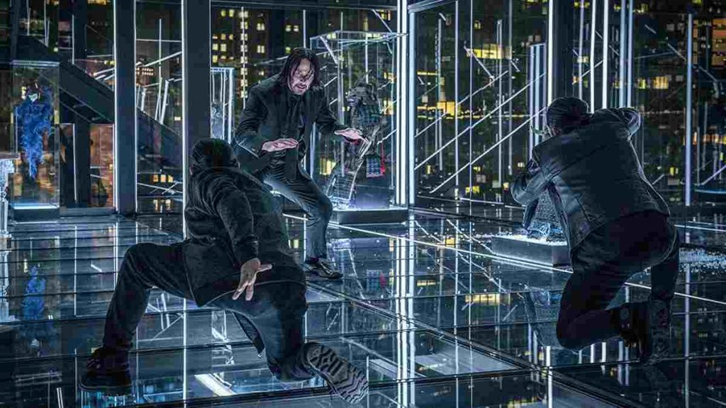 Movie Review - John Wick: Chapter 3 - Parabellum