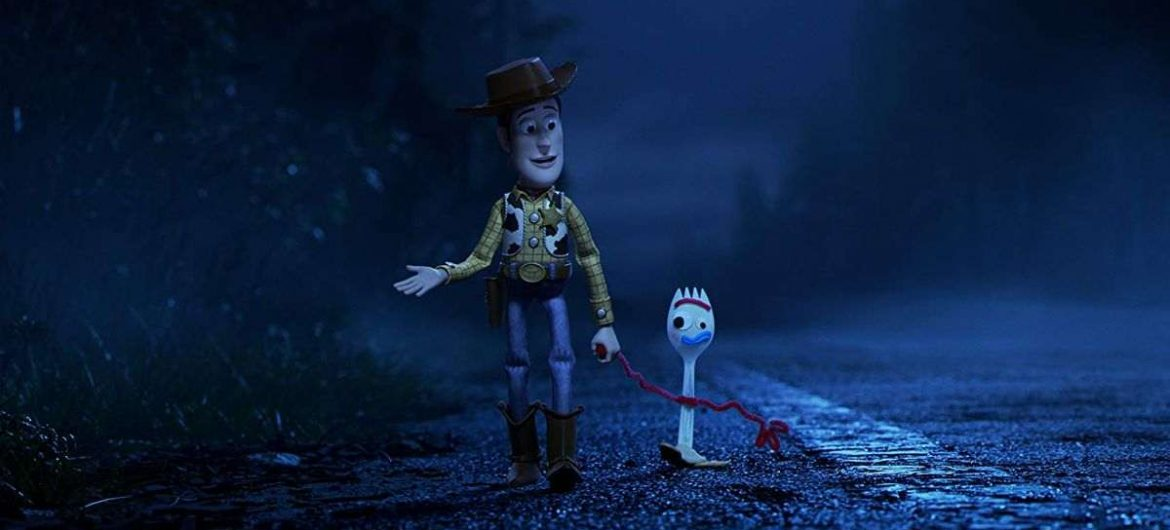 Movie Review - Toy Story 4 (2019)
