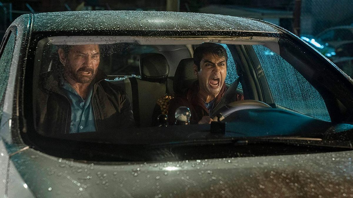 Movie Review - Stuber (2019)