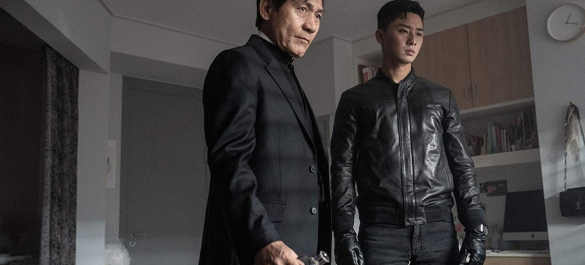 Ahn Sung-ki & Park Seo-joon in The Divine Fury (2019) - Movie Review
