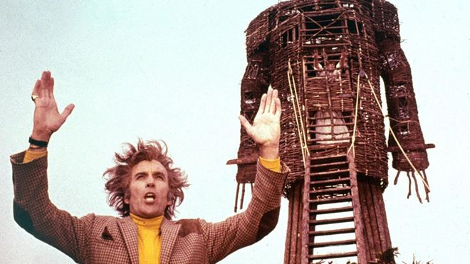 8 films after Midsommar: The Wicker Man (1973)