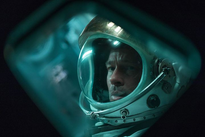 Review Ad Astra (2019): Brad Pitt as a solitary astronaut
