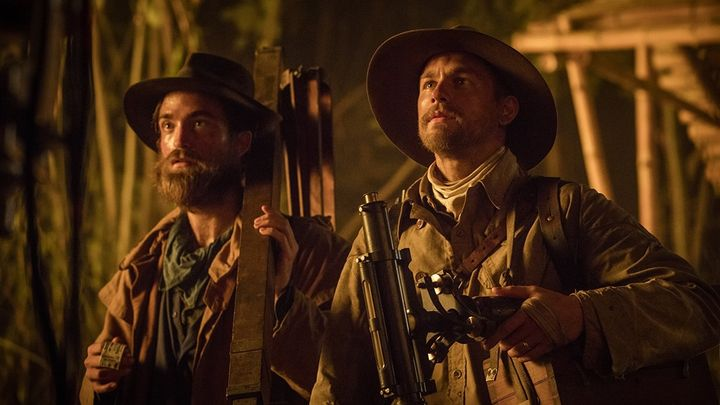 Review The Lost City of Z - Robert Pattinson and Charlie Hunnam