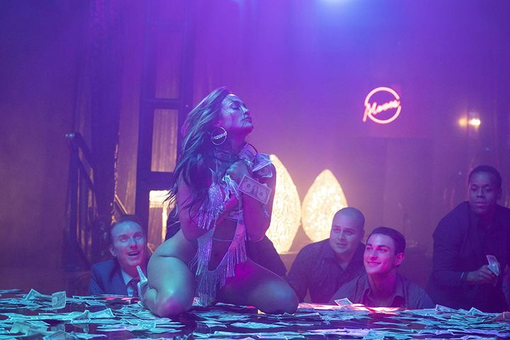 Review Hustlers (2019) Jennifer Lopez