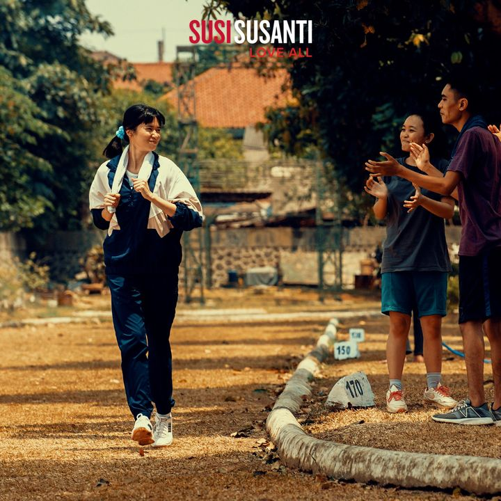 Review Susi Susanti - Love All (2019): Laura Basuki