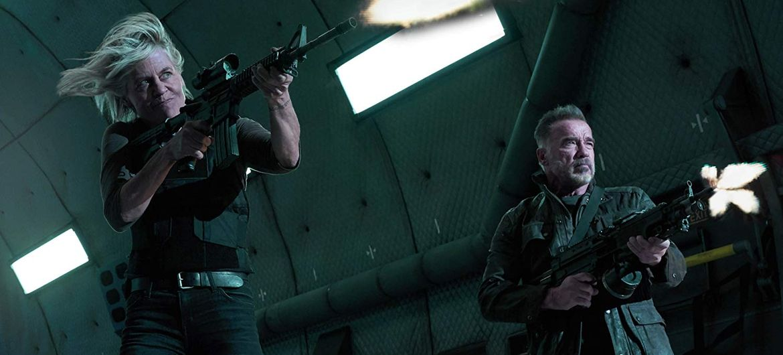 Movie Review Terminator Dark Fate 2019