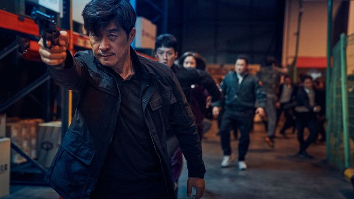 Review The Bad Guys: Reign of Control (2019)