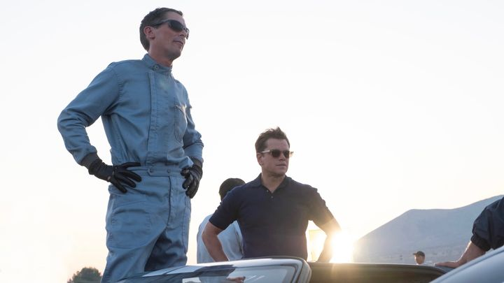 Review Ford v Ferrari (2019): Christian Bale and Matt Damon