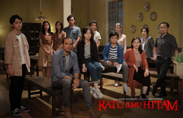 Review Ratu Ilmu Hitam (2019) Casts