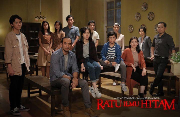 Review Ratu Ilmu Hitam (2019) Casts