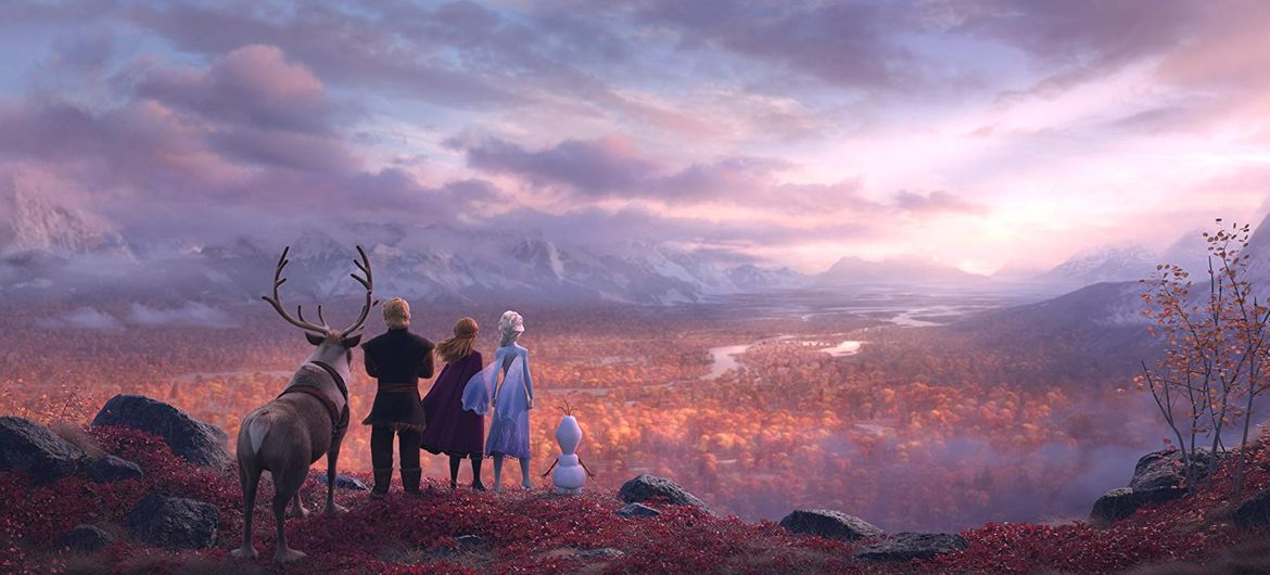 Movie Review Frozen 2 (2019)