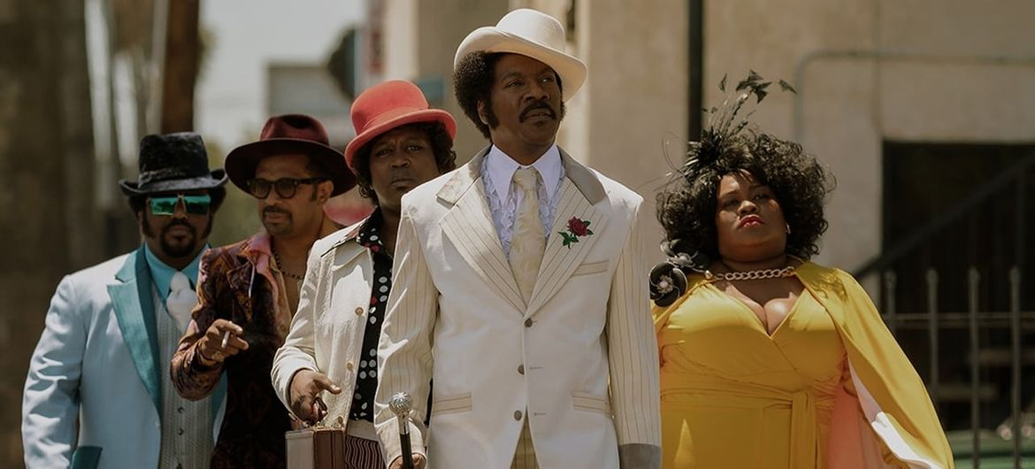 Movie Review Dolemite Is My Name (2019)