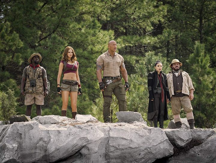 Review Jumanji the Next Level 2019