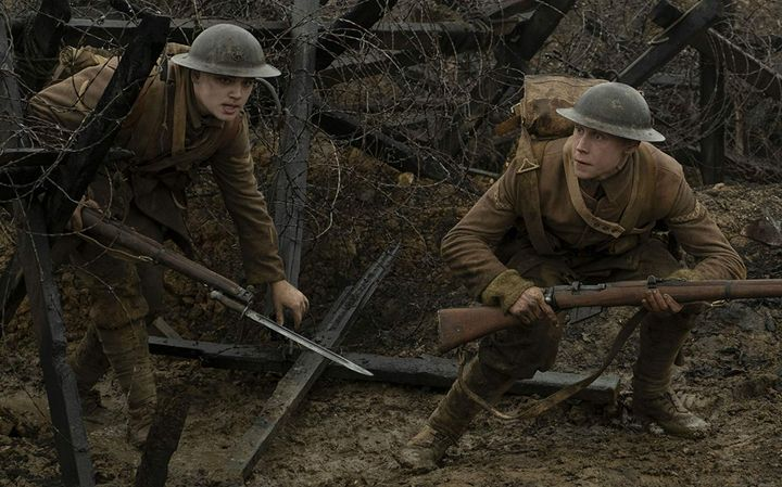 Review 1917(2019): Dean-Charles Chapman and George Mackay