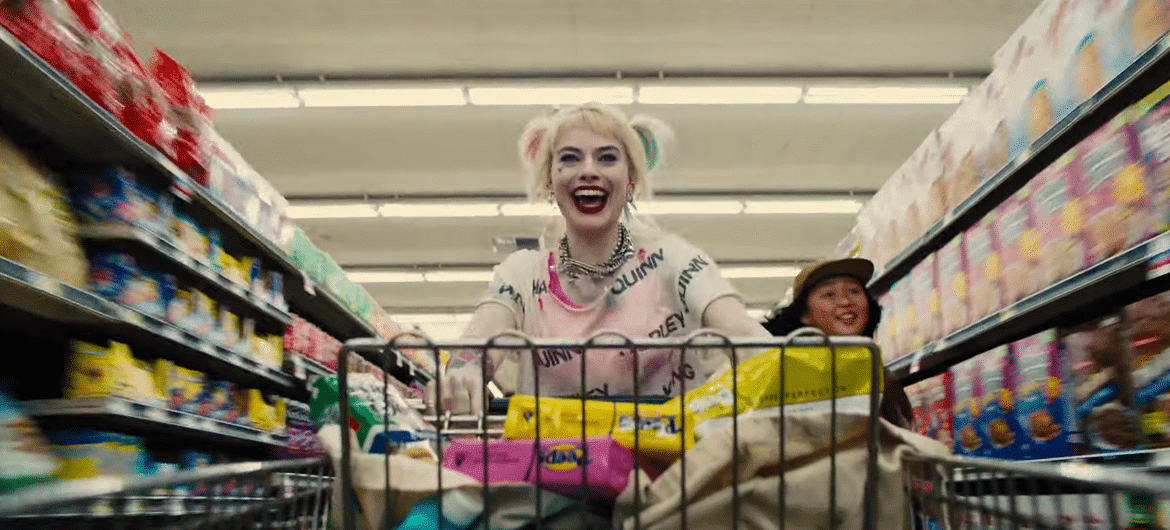 Movie Review Birds of Prey Harley Quinn (2020)