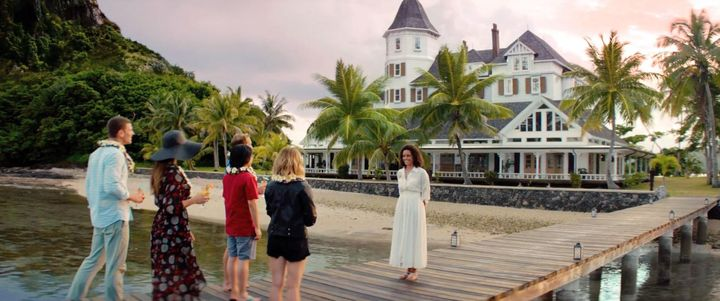 Review Fantasy Island: Maggie Q, Lucy Hale, Austin Stowell