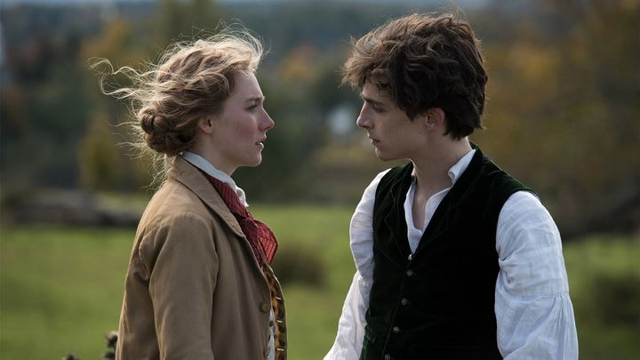 Review Little Women (2020): Saoirse Ronan and Timothée Chalamet