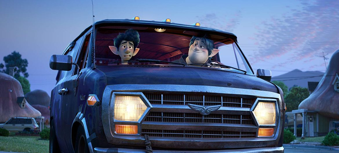 Movie Review Pixar's Onward (2020)