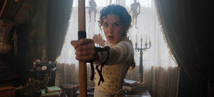 Review Enola Holmes (2020)
