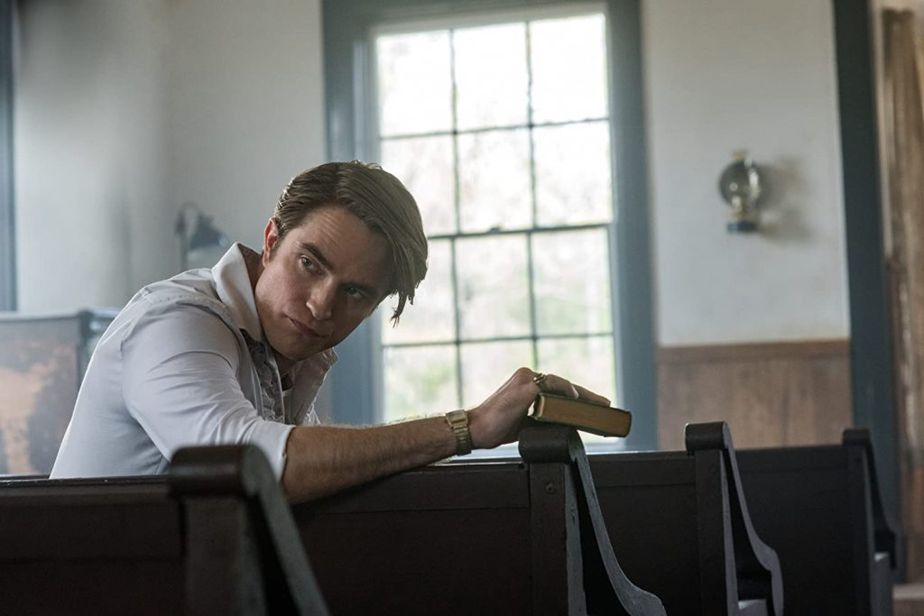 Review The Devil All the Time (2020) - Robert Pattinson