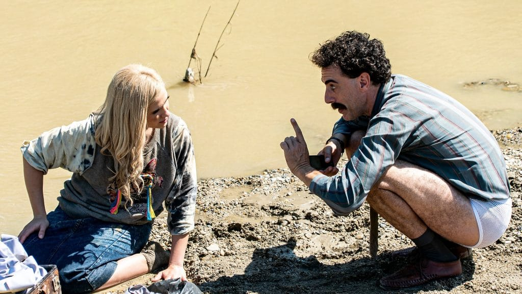 Review Borat Subsequent Moviefilm (2020)