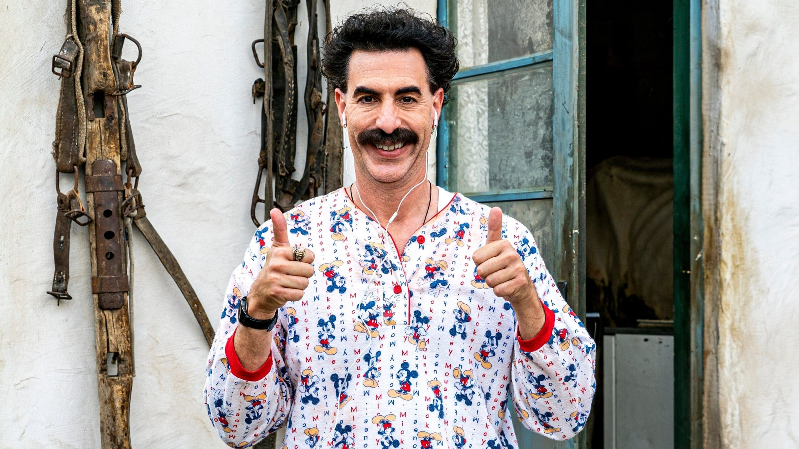 Review: Borat Subsequent Moviefilm (2020)