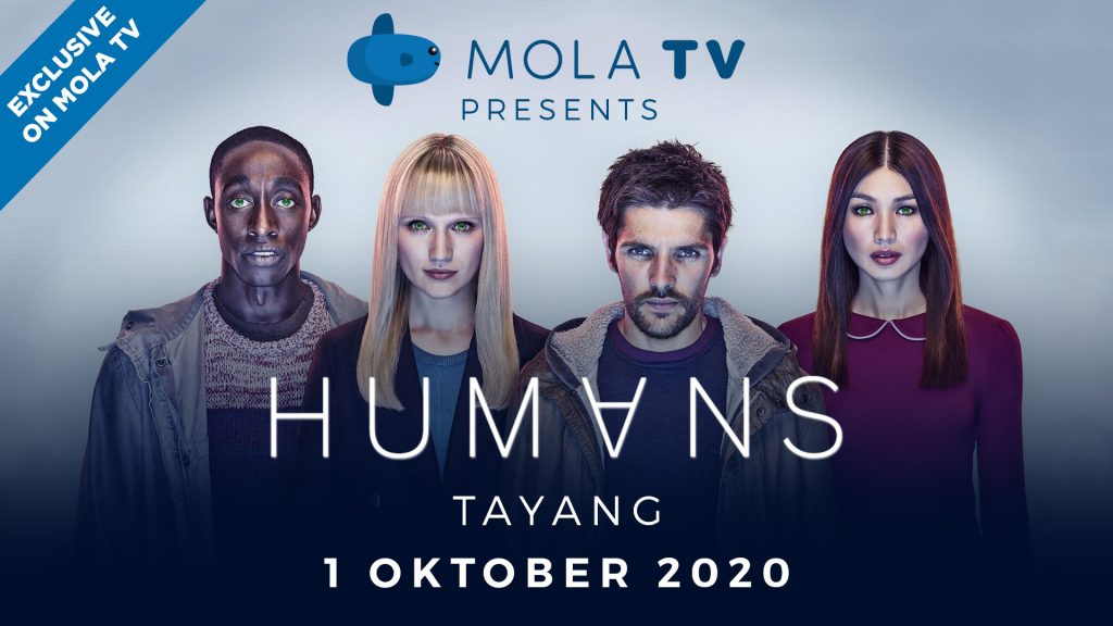 Review Humans TV Series on Mola TV