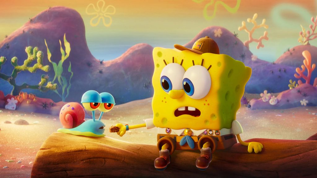 Review Sponge on the Run (2020)