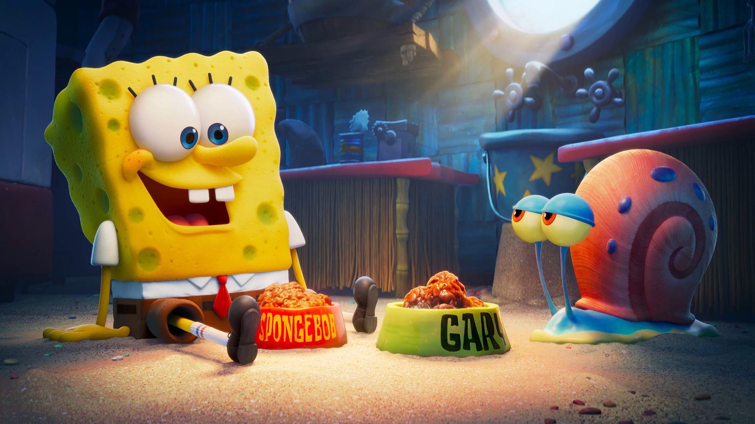 Review: The SpongeBob Movie: Sponge on the Run (2020)