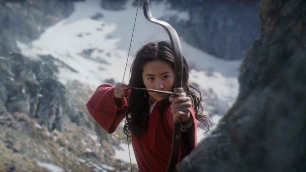 Review Mulan (2020)