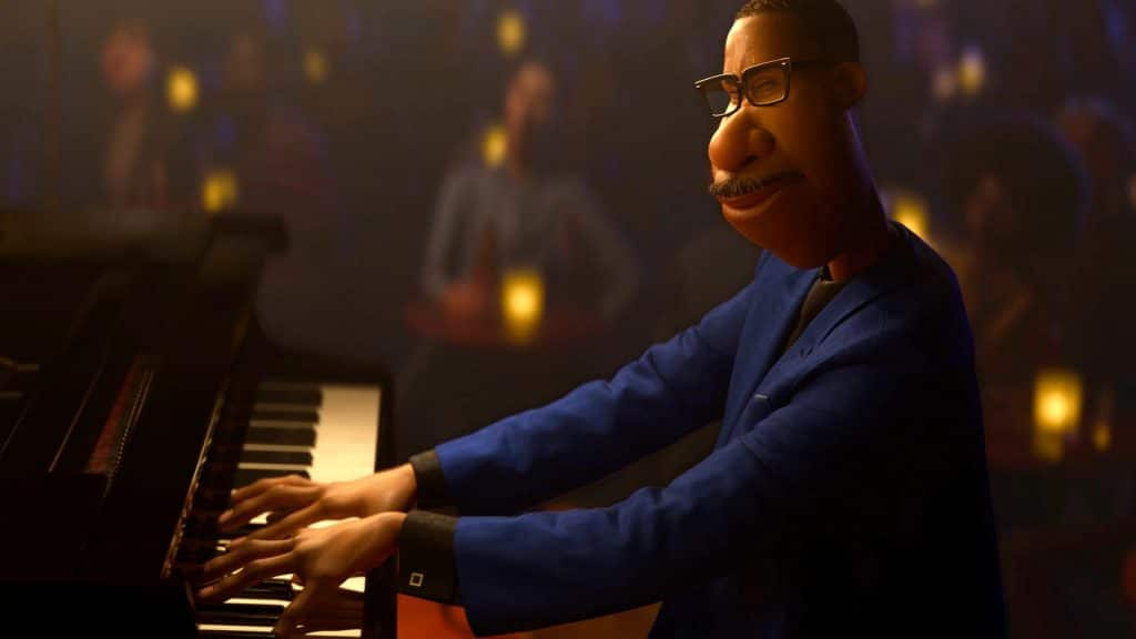 Pixar's Soul (2020)