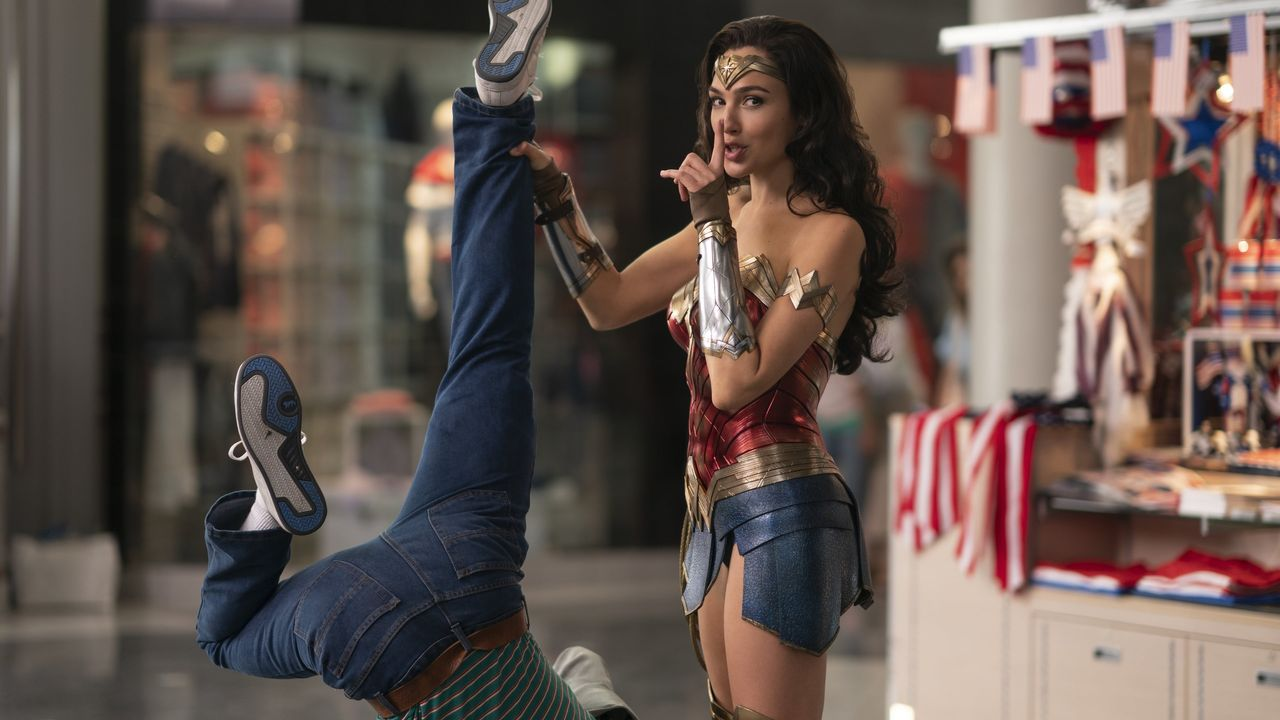 Review: Wonder Woman 1984 (2020)