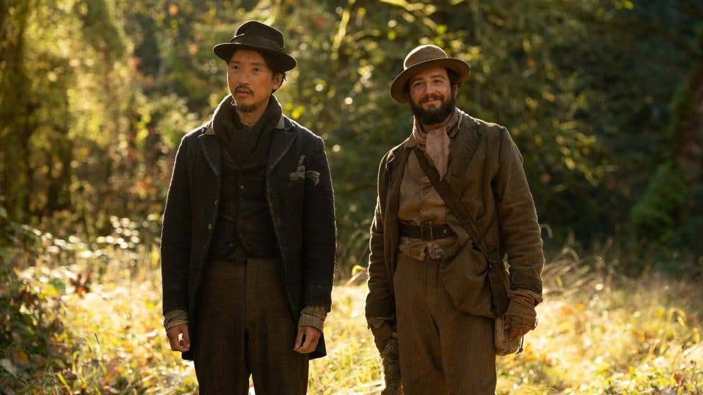 Review First Cow (2020) - Orion Lee and John Magaro