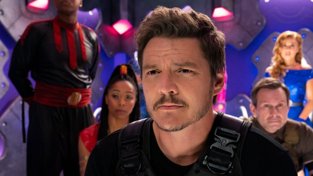 Review: We Can Be Heroes (2020) with Pedro Pascal