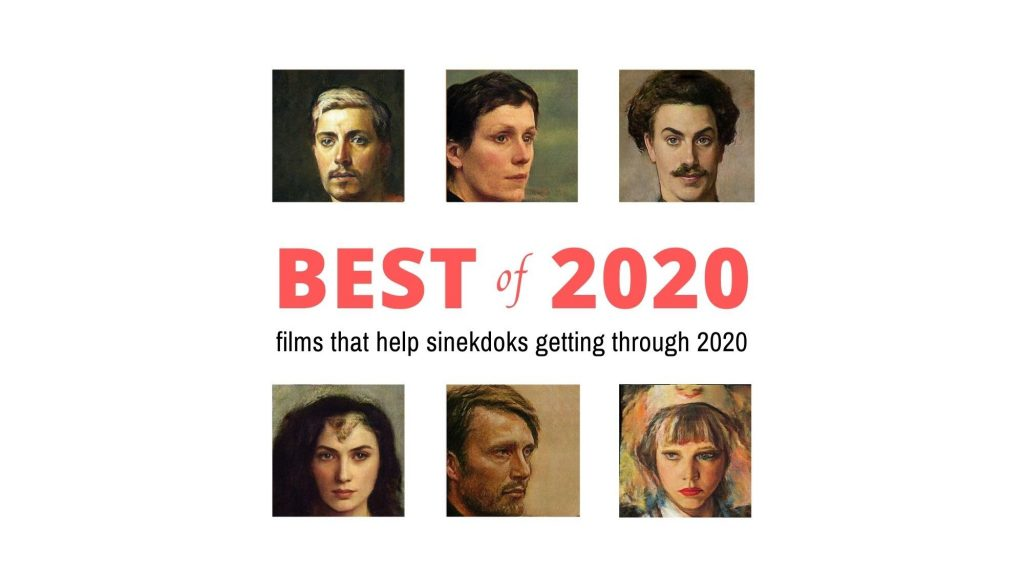 Sinekdoks' list of Best Movies in 2020