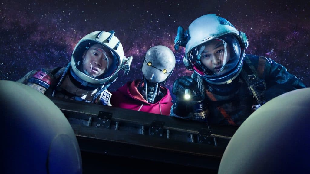 Review Space Sweepers (2021)